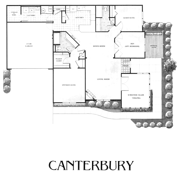 6227 donegan canterbury glenealy Canterbury floor plan